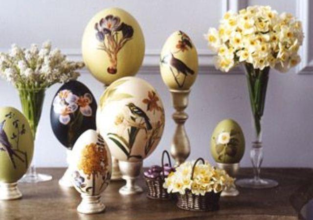 ff879112139f7a199f0f96a1a15cbd44 Декупаж пасхальных яиц (38 фото): мастер-класс по декорированию деревянных яиц салфетками в технике декупаж