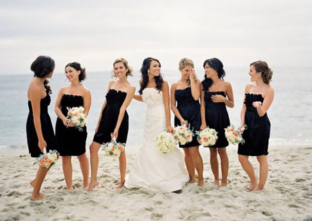 Что одеть на свадьбу девушке гостье фото