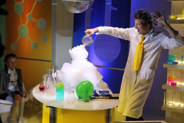 Научное шоу