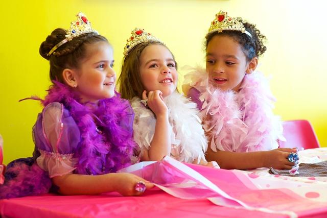 посиделки принцесс